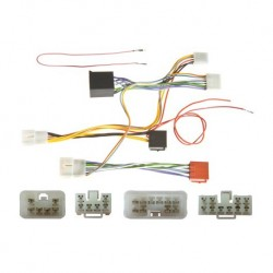 Conector manos libres   LEXUS con Amplificador Separado