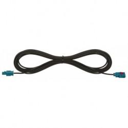 Cable adaptador antena Fakra Hembra Universal - Fakra Macho Universal 5 mts