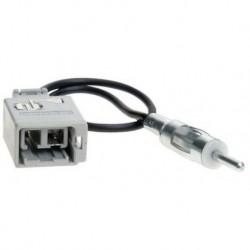 Cable adaptador antena GT5 2 Pin Macho - DIN Macho VOLVO