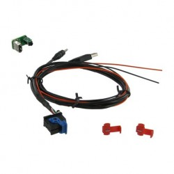 Cable extensión puerto USB-AUX | FIAT | ALFA ROMEO | LANCIA | ASTON MARTIN