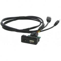Cable extensión puerto USB-AUX | MAZDA