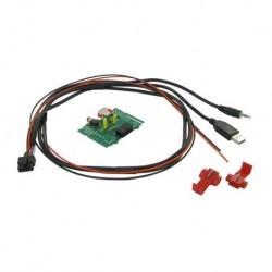 Cable extensión puerto USB-AUX | Kia Soul 2012 hasta 2013