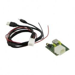 Cable extensión puerto USB-AUX | HYNDAI Veloster 11-13