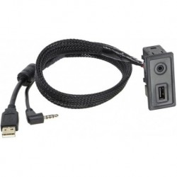 Cable extensión puerto USB | AUX VOLKSWAGEN GOLF +2013