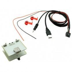 Cable extensión puerto USB-AUX | FIAT 500L +2012