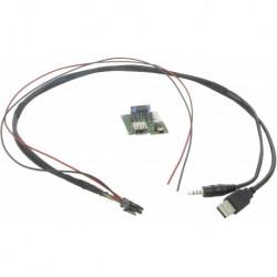 Cable extensión puerto USB-AUX | KIA