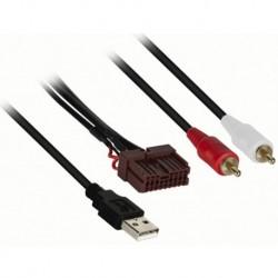 Cable extensión puerto USB KIA - HYUNDAI