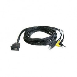 Cable extensión puerto USB-AUX | MITSUBISHI ASX +2010