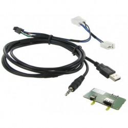 Cable extensión puerto USB-AUX | SSANGYONG Korando