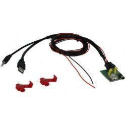 Cable extensión puerto USB-AUX | SSANGYONG Actyon +2012