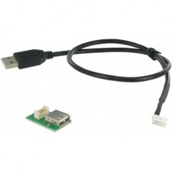 Cable extensión puerto USB | SUZUKI hasta 2014