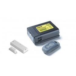 Receptor de radio con mando a distancia