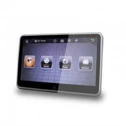 Monitor multimedia con reposacabezas con pantalla táctil de 10.1 '' MH1010