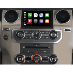 INTERFACE SMARTPHONE LandRover/Jaguar (Versiones I y II) 2005-2009