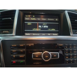 CARPLAY-ANDROID AUTO MERCEDES NTG 4.5