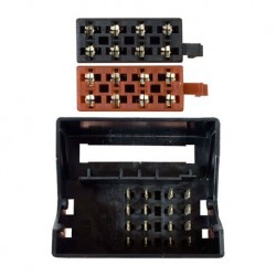 Conector ISO | CITROEN | FIAT | PEUGEOT | TOYOTA | ALFA ROMEO