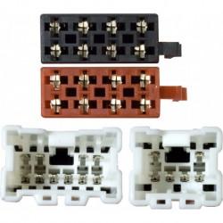 Conector ISO sin amplificador | NISSAN | INFINITY